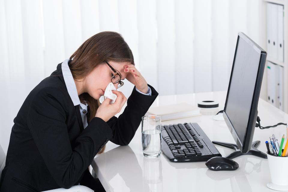 Three Reasons To Stop Coming To Work Sick
