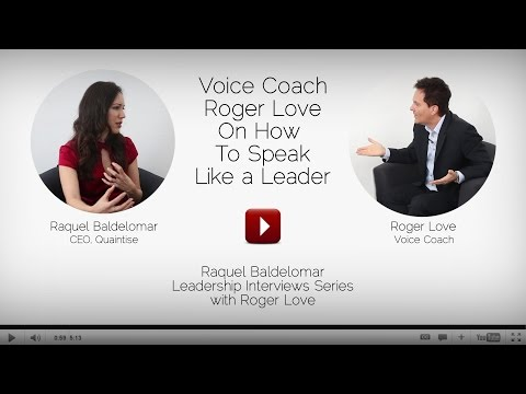 Five Strategies To Help You Sound Like The Leader You Want To Be