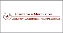 Schneider Mediation